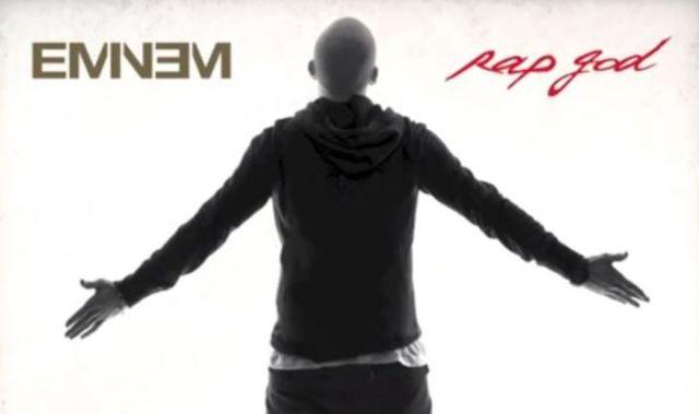 Eminem - Rap God ( Melodie Noua )