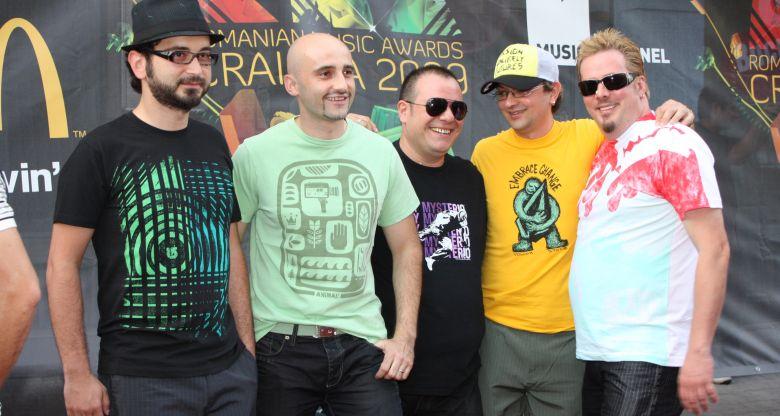 ROMANIAN MUSIC AWARDS 2009 - CRAIOVA