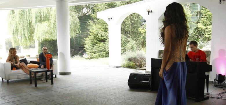 Andreea Lazar la X Factor