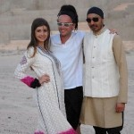 Making of - Dina Gabri feat. Naguale & Sukhbir - Photo 1
