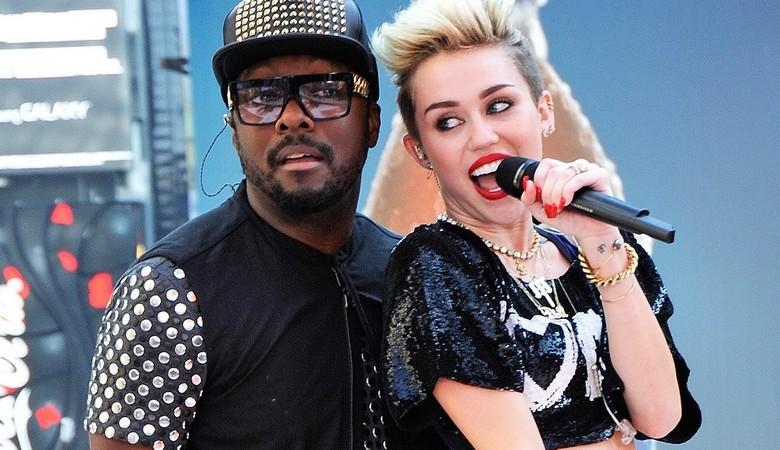 MileyWill.I.am