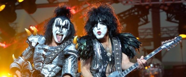 Germany Kiss Concert