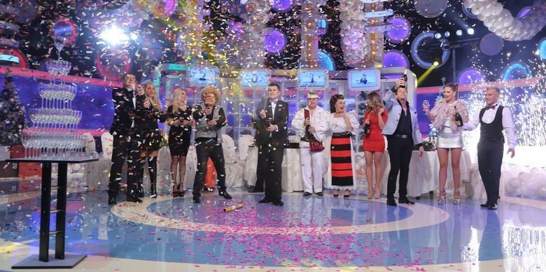 Celebrity Show - Revelion 2014