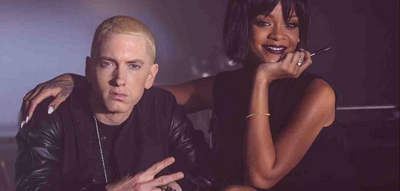 eminem rihanna the monster videoclip