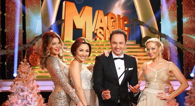 Magic Show - Revelion 2014 - Pro TV