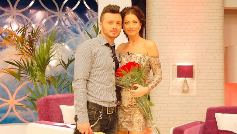 Tavi Clonda si Gabriela Cristea