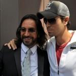 "Enrique Iglesias şi Marco Antonio Solis au lansat videoclipul ""El Perdedor"""