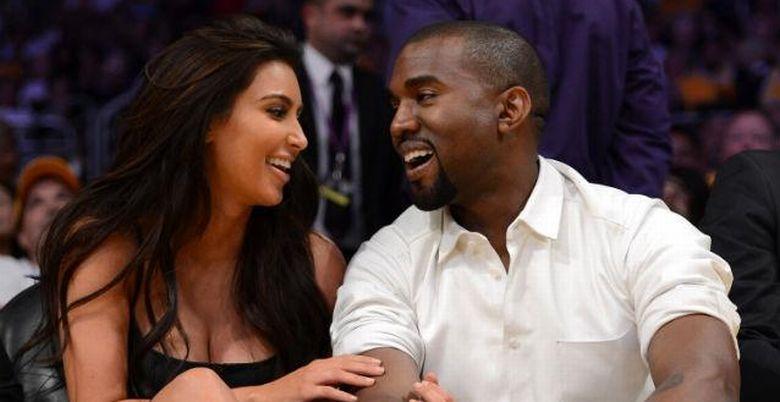 kim-kardashian--kanye-west-nunta paris