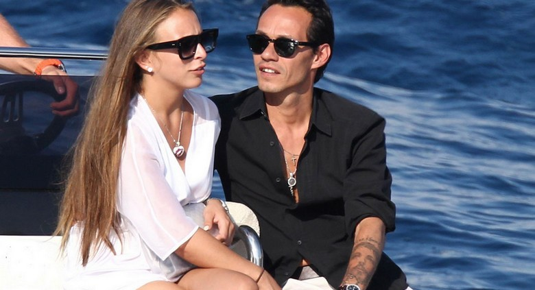 Marc-Anthony-and-his-girlfriend-Chloe-Green