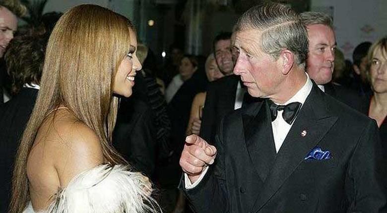 Beyonce si Printul Charles