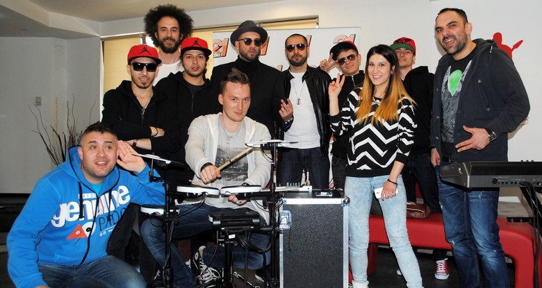 Crbl, Adda si Raku - Radio 21
