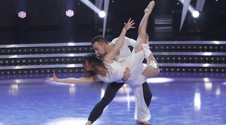 Dede si Robi - Romania Danseaza