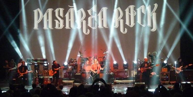 pasarea rock concert sala palatului bucuresti