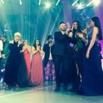 Clasamentul final al selecției naționale Eurovision 2014