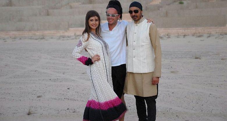 Dina Gabri Naguale Sukhbir videoclip Imagine