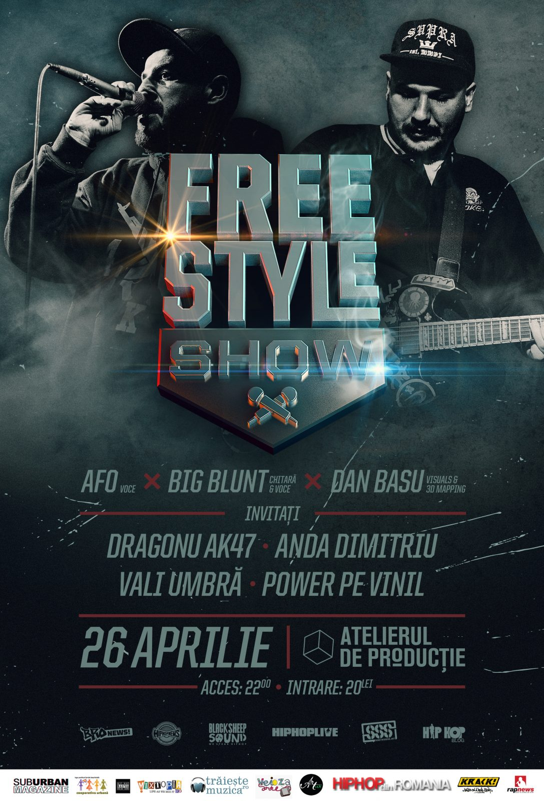 FreeStyle Show 2014