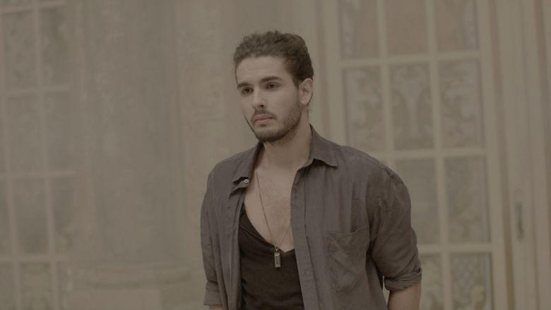 Mihai Ristea don baxter videoclip Ploaia