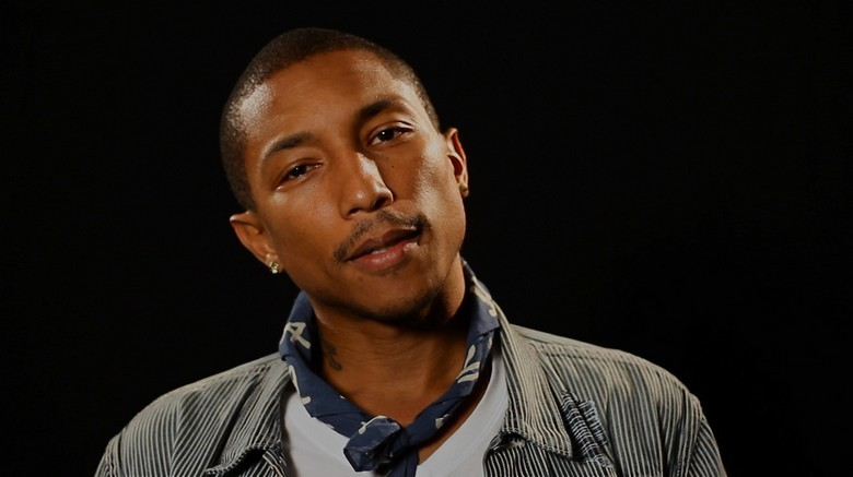 PHARRELL-WILLIAMS the voice