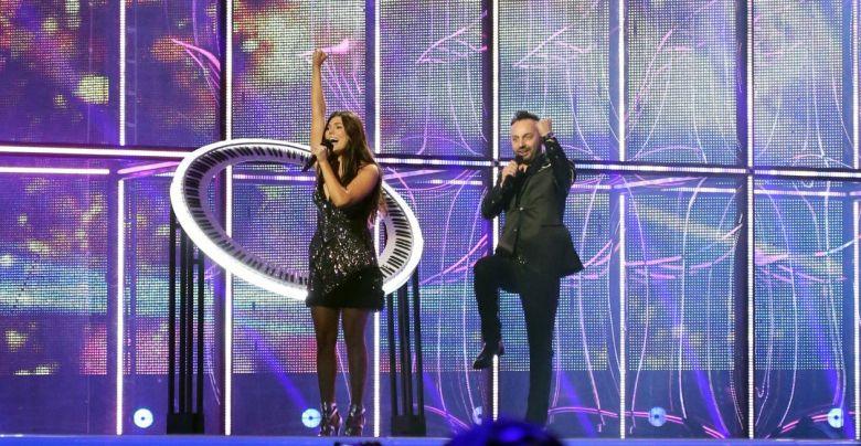 Paula Seling Ovi Miracle finala Eurovision 2014