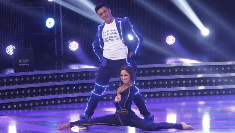 Alina si Radu - Romania Danseaza