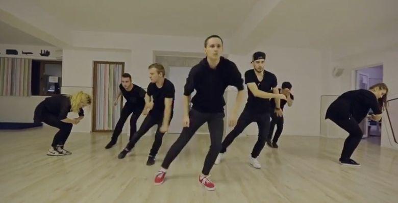 coregrafie moty dance melodia striga puya inna