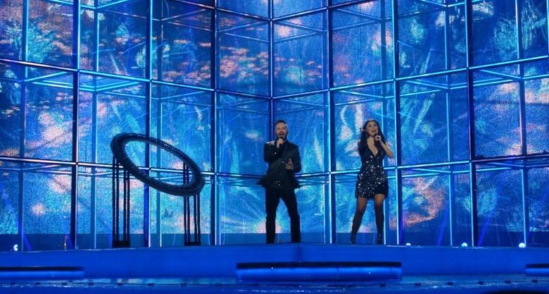 Paula Seling si Ovi @ Eurovision 2014