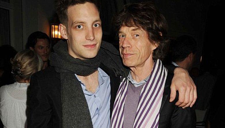 James Jagger Mick Jagger film HBO