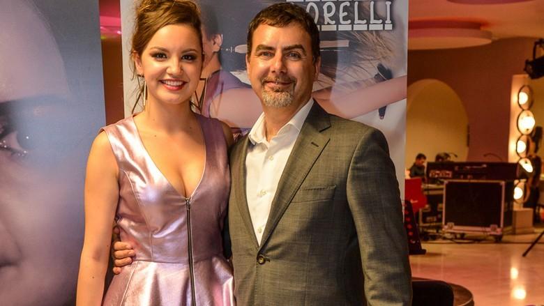 Maria Morelli si Andrei Kerestely