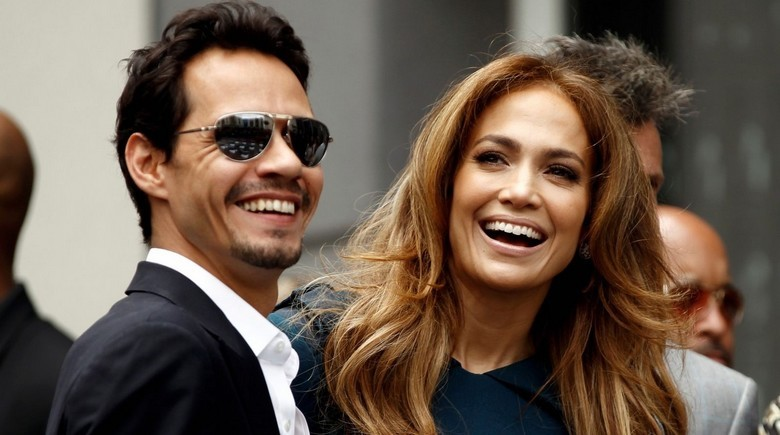 Marc Anthony si Jennifer Lopez
