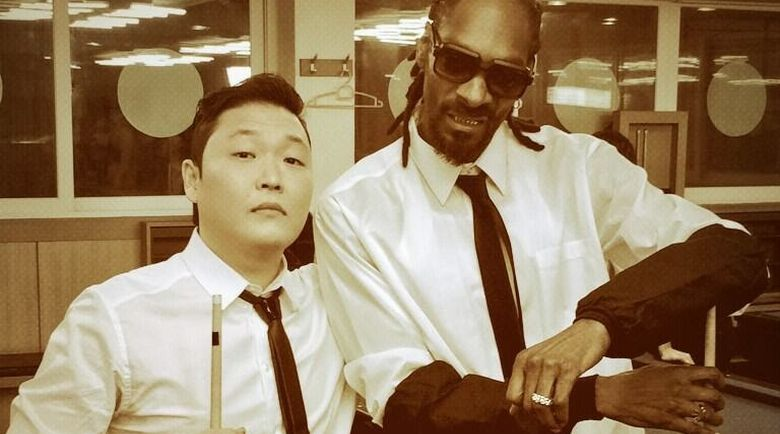 psy snoop dogg videoclip hangover