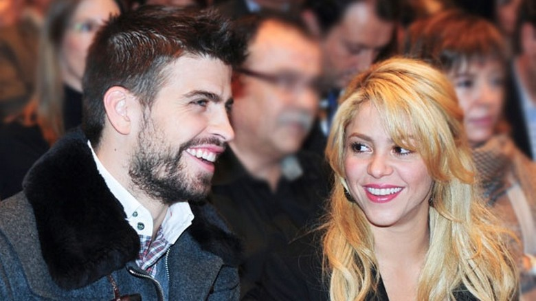 Shakira si Gerard Pique
