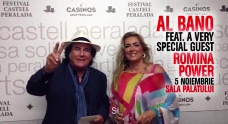 Al Bano si Romina Power