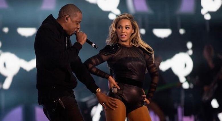 Beyonce si Jay-Z