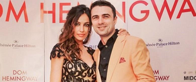 Cornel Ilie si Madalina Ghenea
