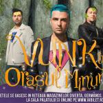 Vânzare record de bilete pentru concertul Vunk în Orașul Minunilor