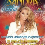Sandra, mesaj pentru fanii ei din România