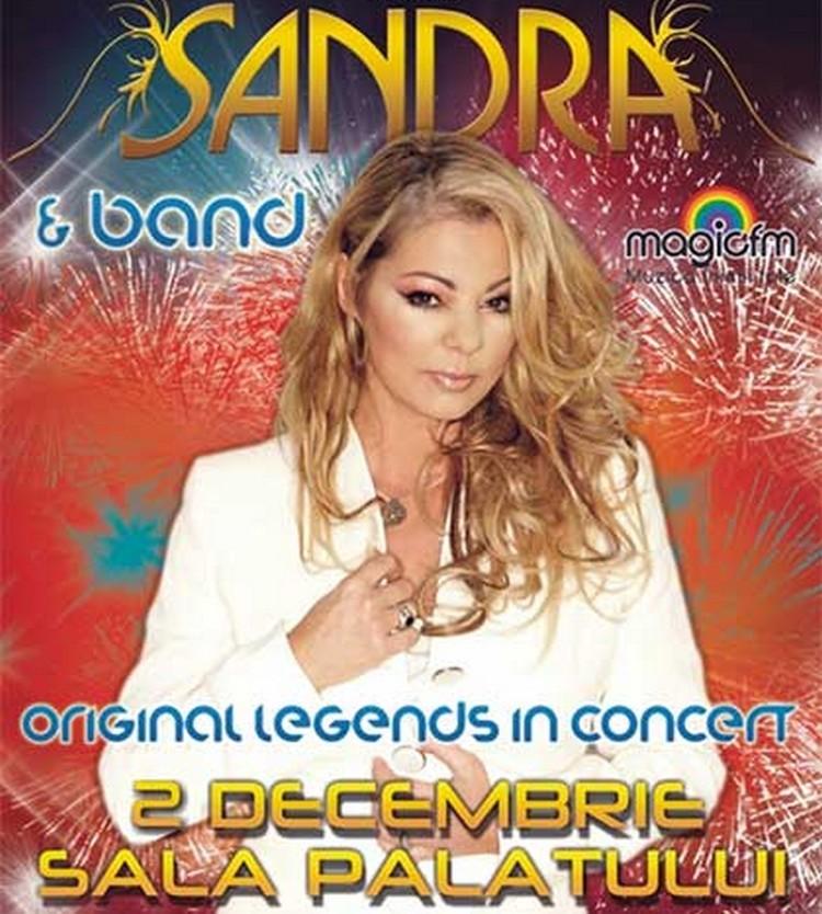 afis-sandra-concert-bucuresti-2014