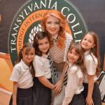 """Alexandra Ungureanu a lansat, alături de Transylvania College, videoclipul piesei """"Cups (When I'm gone)"""""""