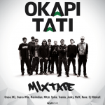 """Mixtape-ul """"OkapiTati"""" a fost lansat oficial. Ascultă-l aici!"""