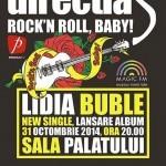 Direcţia 5 va susţine un super concert, pe 31 octombrie, la Sala Palatului