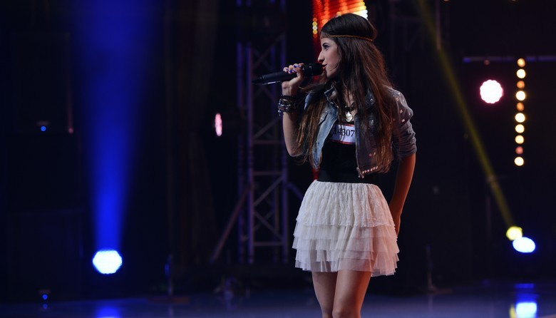 Mini Antonia - X factor