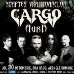 CONCURS. Câștigă o invitație dublă la concertul Cargo de la Arenele Romane