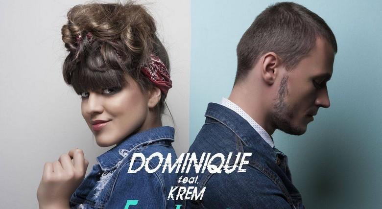 Dominique_krem videoclip eroul meu