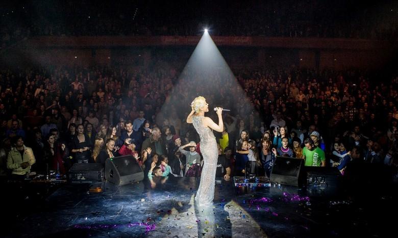 Loredana concert Reveria (2)