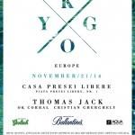 Kygo vine la Bucureşti pe 21 noiembrie. Show de excepţie la Casa Presei Libere!