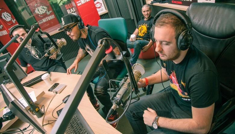 Alex Velea KISS FM
