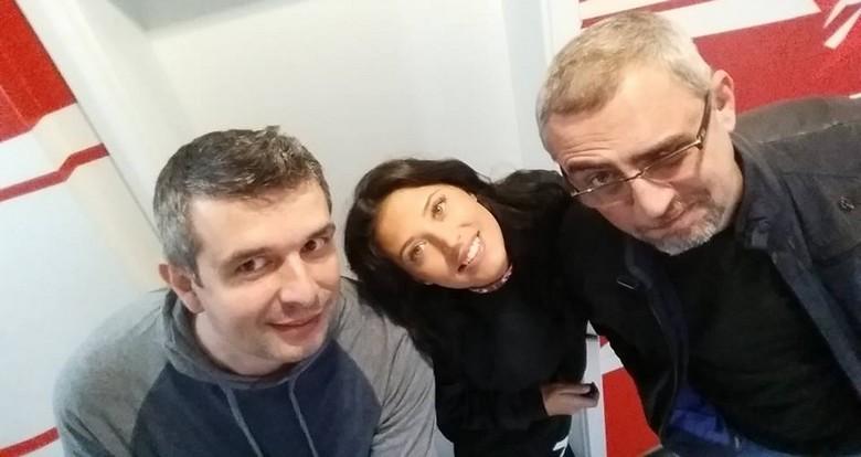"""Antonia, Petreanu si Zafiu la """"Desteptarea"""" - SELFIE"""