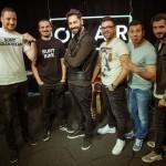 """VIDEO Connect-R a cântat, live la Kiss FM, """"Ciuleandra"""" și """"În grădina lui Ion"""""""