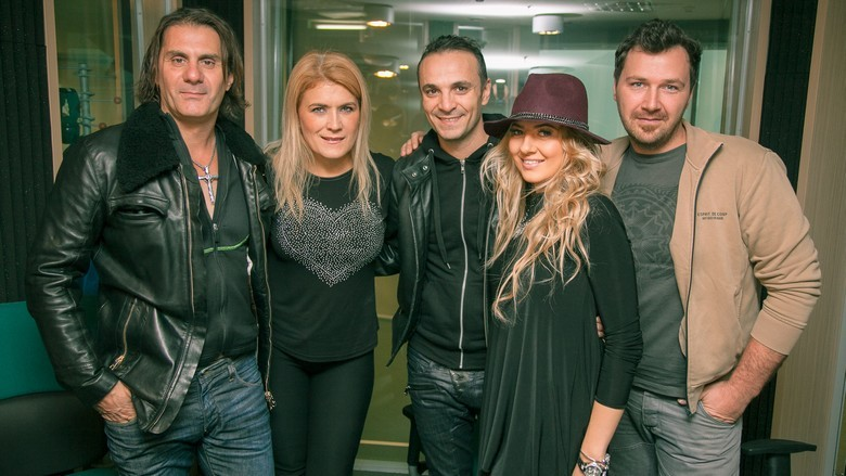 Directia 5 si Lidia Buble la Magic FM