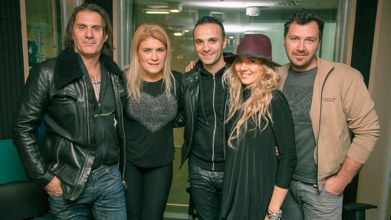 Directia 5 si Lidia Buble la Magic FM